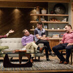 Ryan Spahn, Lou Liberatore, Leland Wheeler, and Matthew Montelongo in Daniel's Husband