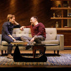 Ryan Spahn and Matthew Montelongo in Daniel's Husband
