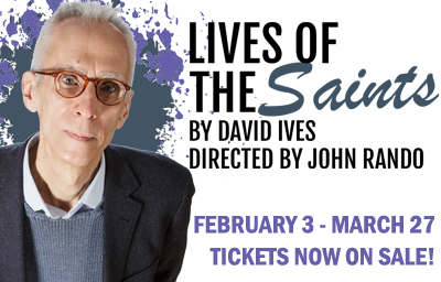 Lives of the Saints- Tickets now on sale!
